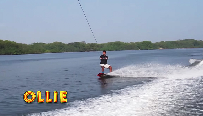 Wakeboarding Lesson 08: Ollie